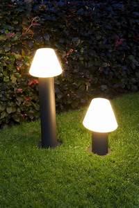 Lampe De Jardin : lampe de jardin led 12v melville 60 cm easy connect eclairage basse tension objetsolaire ~ Teatrodelosmanantiales.com Idées de Décoration