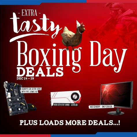 what is boxing day boxing day sale overclockers uk
