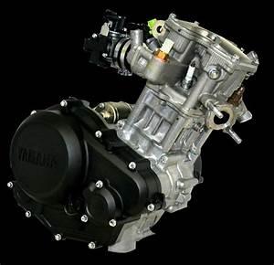Yamaha 150cc Engine