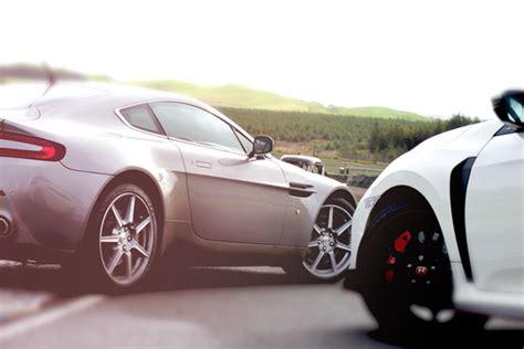 Aston Martin Supercar Experience In Scotland