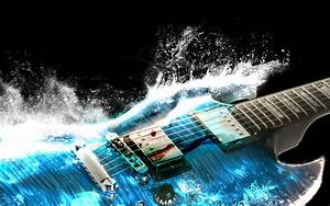 Electric Guitar - Wallpaper, High Definition, High Quality ...