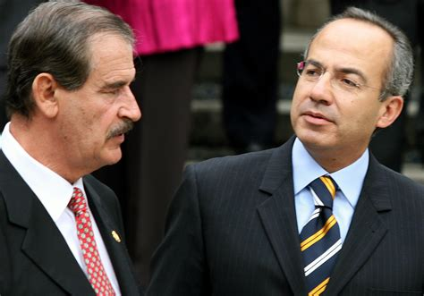 Mexico's former president doesn't want to talk about the ...