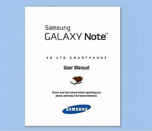 At U0026t  Samsung Cell Phone User Manuals  Galaxy Note  S Ii