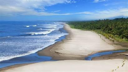 Nicaragua Coast Pacific Central America Beach Destinations