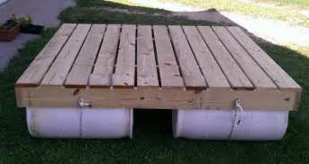 How To Build A Boat Dock Out Of Wood by Build Boat Dock Out Wood Junk