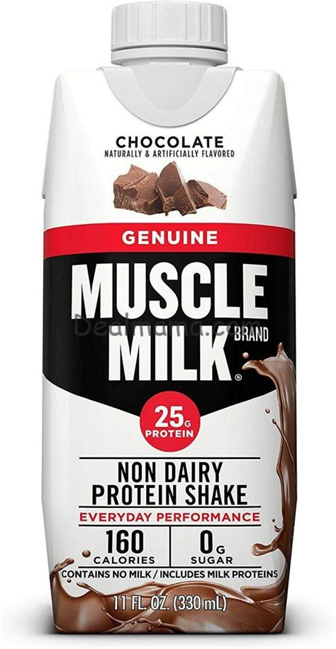 Muscle Milk Protein Shake 12-Pack as Low as 8.31 Shipped