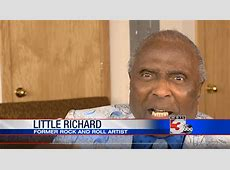 Watch the first Little Richard interview for TV after two
