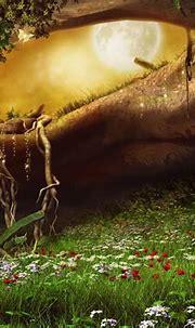 Magical Fantastic Cave Wallpapers HD / Desktop and Mobile ...