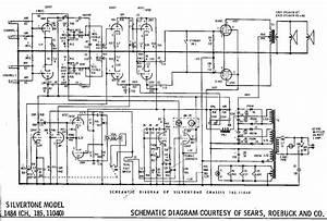 Wiring Diagram For Silvertone Guitar