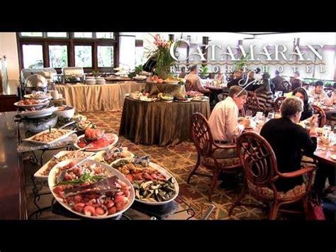 Catamaran Brunch by Sunday Brunch At The Catamaran Resort Hotel And Spa Youtube