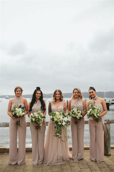 bridesmaid jumpsuit the 25 best bridesmaid jumpsuits ideas on