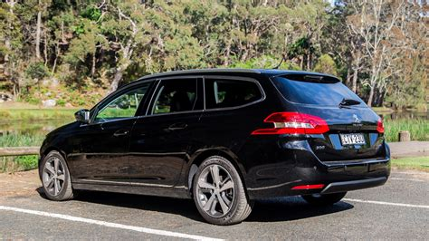 peugeot cars reviews peugeot 308 touring review caradvice