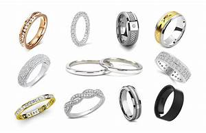 50 best wedding rings for men women heavycom for Best wedding rings