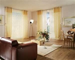 Gardinen Balkontür Und Fenster : gardinen f r wohnzimmerfenster mit balkont r ~ Markanthonyermac.com Haus und Dekorationen