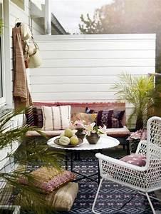 Amenager Petit Balcon Appartement : comment fleurir son balcon en 80 photos avec des id es ~ Zukunftsfamilie.com Idées de Décoration