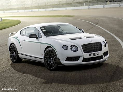 2015 Bentley Continental Gt3r Review