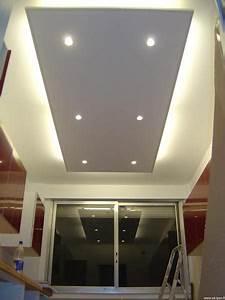 Les 25 meilleures idees de la categorie eclairage encastre for Porte d entrée alu avec dalle led plafond salle de bain