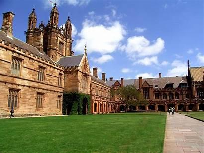 Quadrangle Architecture University Sydney Main Wikipedia College