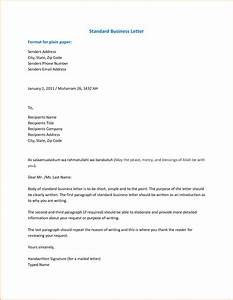 Email, Business, Letter, Format