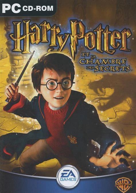 jeu pc harry potter et la chambre des secrets harry potter et la chambre des secrets sur pc jeuxvideo com