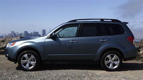 2010 Subaru Forester 2.5xt Limited Review