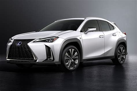 lexus ux crossover will go to production the 2018 ny auto show crossovers converge in the big apple