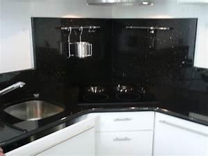 Marbre Noir Cuisine. cuisine en bois et marbre noir. le plan de ...