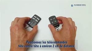 telecommande maguisa tx4 faire une copie programmation With programmation porte de garage