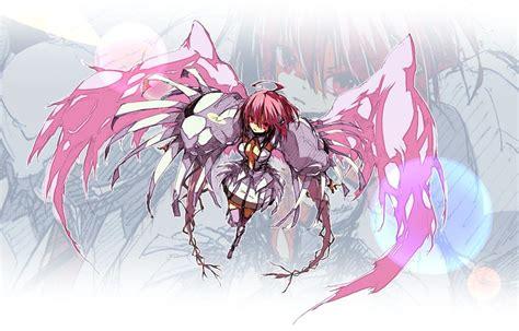 Ikaros Anime Wallpaper - sora no otoshimono wallpapers wallpapers zone desktop