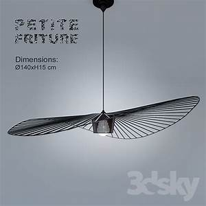 Petite Friture Vertigo : 3d models ceiling light petite friture vertigo pendant ~ Melissatoandfro.com Idées de Décoration