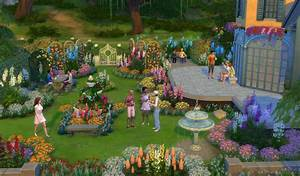 The Sims 4 Romantic Garden Stuff Pack releases on February
