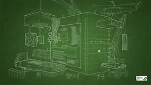 Download The DIY Blueprint Wallpaper GeForce