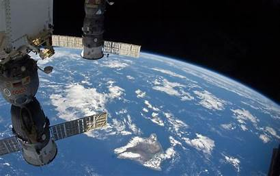 Space Station Soyuz International Desktop Backgrounds Wallpapers