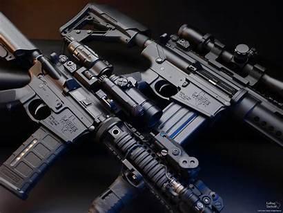 Guns Weapons Eagle Golden Tactical Cool Desktop