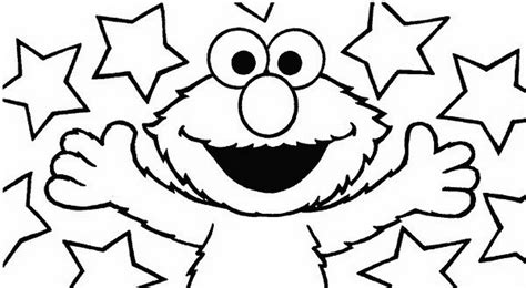 Printer And Color Elmo 572755 Coloring Pages For Free 2015