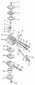 Echo Hc-1500 Parts List And Diagram