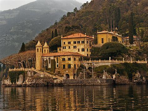 Villa Del Balbianello Lake Como Lombardy Italy
