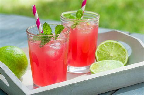 summer drinks recipes