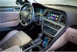 2017 Hyundai Sonata Reviews and Rating   Motor Trend  Hyundai Sonata 2017 Interior