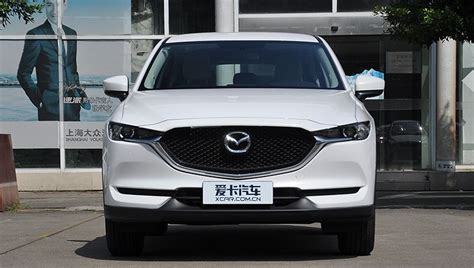 mazda cx   received   engine  additional options