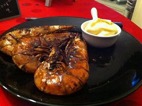 cuisine marseillaise recettes recette de gambas flambées à la marseillaise