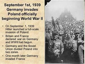 World War II American History II. - ppt download