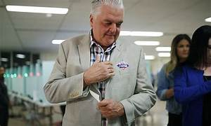 Democrats settle bruising primary for Nevada governor ...