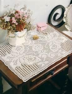Free Butterfly Crochet Table Runner Pattern
