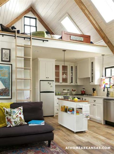 small homes featuring modern interior design