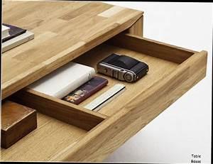 Table De Salon Moderne : table basse en bois moderne design en image ~ Preciouscoupons.com Idées de Décoration