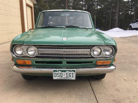 Datsun 521 For Sale by Datsun Other 1972 Green For Sale Pl521750287 Datsun 521