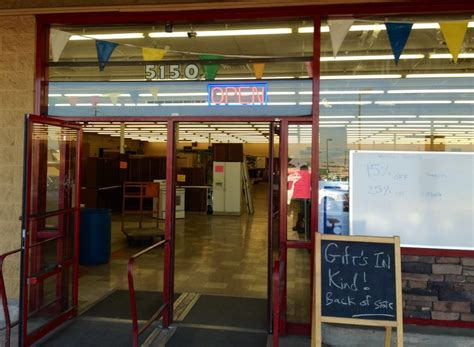 stardust building supplies charity shops 5150 w