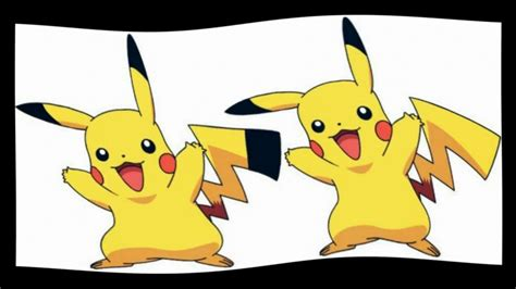 Pikachu Tail Did Pikachu Have A Black Tail Tip Hundred Plus Drawings
