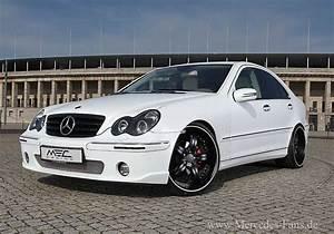 Mercedes Benz W203 Tuning : mercedes bestseller im neuen tuning outfit styling und ~ Jslefanu.com Haus und Dekorationen